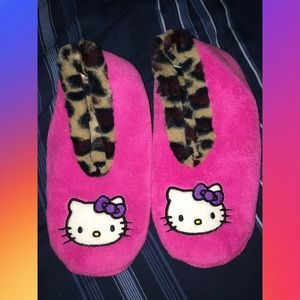 Hello Kitty nonslip slippers